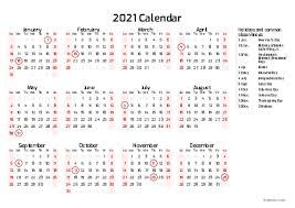 Free printable 2021 yearly calendar with week numbers. Printable 2021 Calendars Pdf Calendar 12 Com