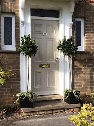 farrow and ball hardwick white front door