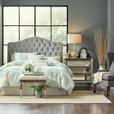 small cotton upholstered mirror vanity stool bench grey bedroom color ideas and queen bed with grey headboard and mirror nighstand lamps ideas