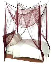 Diy Four Poster Bed Diy Canopy Four Poster Bed Diy 4 Poster Bed ...