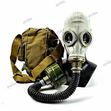 M40 Gas Mask Size Chart Soviet Ussr Military Army Gas Mask Gp 5 With Black Hose Ebay