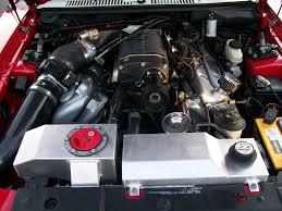 2003-2004 Mustang Cobra Whipple 3.4L Supercharger (Black) 200110B