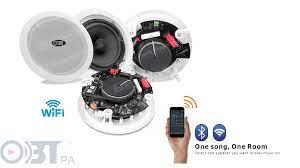 5+ Mẫu loa âm trần không dây bán chạy 2021