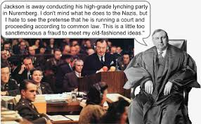 private letter from a former nuremberg prosecutor 75% of staff harlan fiske stone 1872 1946 12th chief justice of the united states