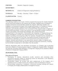 X Ray Technologist Job Description X Ray Tech Resume X Ray ...