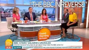 Piers Morgan blasts \u0027shocking\u0027 BBC gender pay gap and claims Good ...