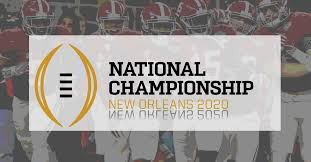 2020 ncaa college football chionship
