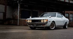 This is Robert Connolly's 1975 Toyota Celica GT2000 however, this ...