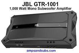 jbl 1000 watt subwoofer. jbl gtr - 601 subwoofer amplifier jbl 1000 watt