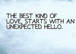 Unexpected Love Quotes Extraordinary Unexpected Love Quotes And Sayings With Pictures ANNPortal