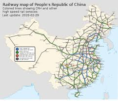 rail transport in china wikipedia