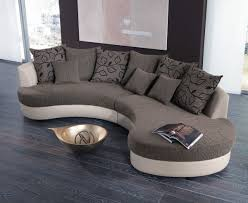 Wohnlandschaft Rund Braun Beige Beany In 2019 Couch Möbel