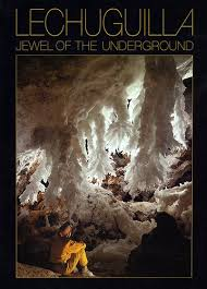 image book cover of lechuguilla jewel of the underground