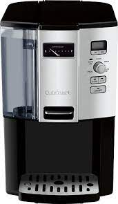 Fill up your cuisinart coffee on demand™ 12 cup programmable coffeemaker once and enjoy fresh brewed cups throughout the day! Cuisinart Coffee On Demand 12 Cup Programmable Coffee Maker Silver Dcc 3000 Best Buy