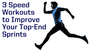 3 sd workouts to improve your top end sprints