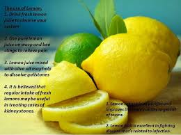 First juice the lemons for a refreshing drink 1st thing in the morning -to  balance PH of digestion then use the leftovers for cleaning!