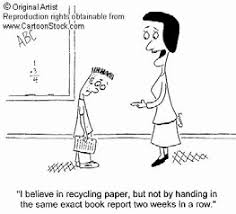 Image result for Recycled paper is made using 40% less energy than normal paper.