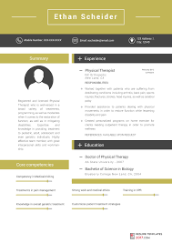 Medical Resume Medical Resume Template Have Professionals Useful Tips For You