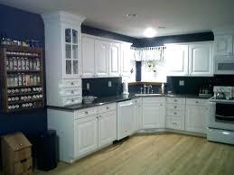 kitchen cabinets blue and white kitchen cabinets blue kitchen design ideas better homes gardens blue