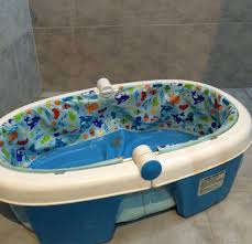 Blue Bathtub portable bathtub steveb interior 7433 by guidejewelry.us