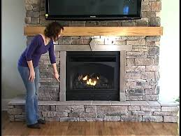 fireplace trim kit