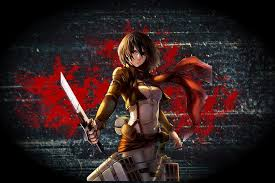 A ʁ (t) 1, aussi appelé art du pixel ou art des pixels a ʁ. Anime Attack On Titan Mikasa Ackerman Shingeki No Kyojin Fond D Ecran Hd Wallpaperbetter