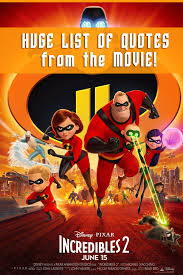 The Incredibles Quotes Delectable Incredibles 48 Quotes Top Quotes From The Movie EnzasBargains