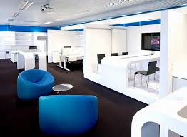 modern office room. enchanting modern office interior design with cool room and cozy waitin furniture