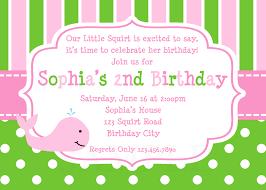 how to design birthday invitations invitations design green pink how to design birthday invitations