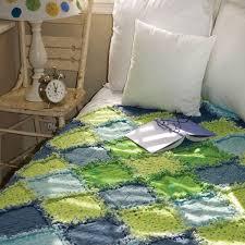 GO! Cozy Rag Squares Quilt Pattern |AccuQuilt| & Cozy Rag Squares Quilt Pattern (PQ3953i) ... Adamdwight.com