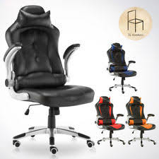 massage chair ebay. luxury sports racing gaming chair rocking office computer swivel high back pu massage chair ebay