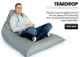 bean bag chairs for adults. Craftsmanship Proudly Canadian; Teardrop Bean Bag Chairs For Adults D