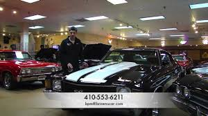 1972 Chevelle SS Black on Black For Sale! - YouTube