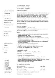 Simple Resume Sample – Districte15.info
