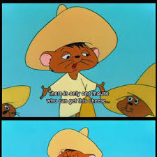 Damn, Speedy Gonzales Was A Player Back In The Days by m.h.m ... via Relatably.com