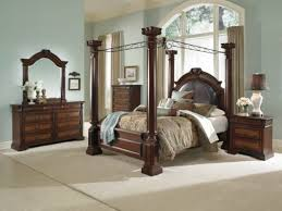barcelona bedroom furniture. barcelona canopy bed american signature furniture home decor pinterest city and hall bedroom d