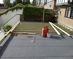 Balcony and Roof Terrace Decking