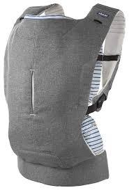 Купить <b>переноска</b>-<b>кенгуру Chicco Myamaki</b> Complete Grey Stripes ...