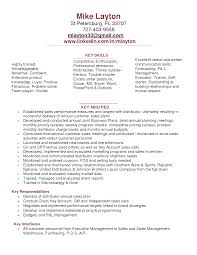 s representative resume wine s rep resume examples and samples