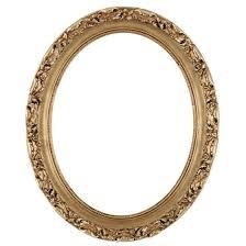 oval frame design. Oval Frame #602 Gold Leaf Oval Frame Design G