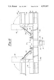patent us4797057 wheel lift tow truck google patents tow truck prices at Tow Truck Diagram