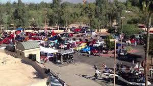 Cops & Rodders Tucson Car Show 2012 - YouTube