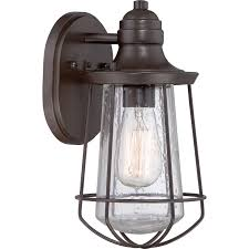 quoizel mre8406wt marine nautical western bronze finish 11 5 nbsp tall exterior lighting sconce loading zoom