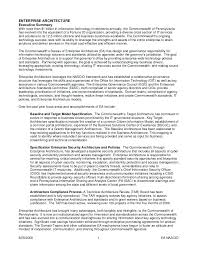 Format For An Executive Summary 1 Need A One Page Executive Summary Suitable For Posting On