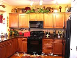 comfortable top kitchen cabinet decorating ideas stylish above cabinets a closer look at