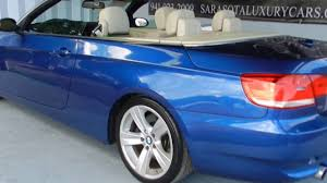 BMW Convertible 2007 335i bmw : 2007 BMW 335i Hard Top Convertible - YouTube