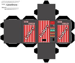 Acme Vending Machine Impressive Cubee Drinks Vending Machine By CyberDrone On DeviantArt
