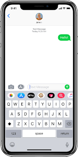 Green Text Bubble If You Cant Send Or Receive Messages On Your Iphone Ipad