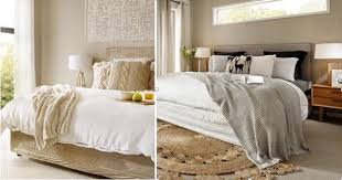 How To Place A Throw Blanket On A Bed