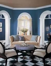 wall colors living room. Symphony Blue/Santa Monica Blue/Beach House Beige/Cloud White - Benjamin Moore Colors (love The Wall Color) Living Room C